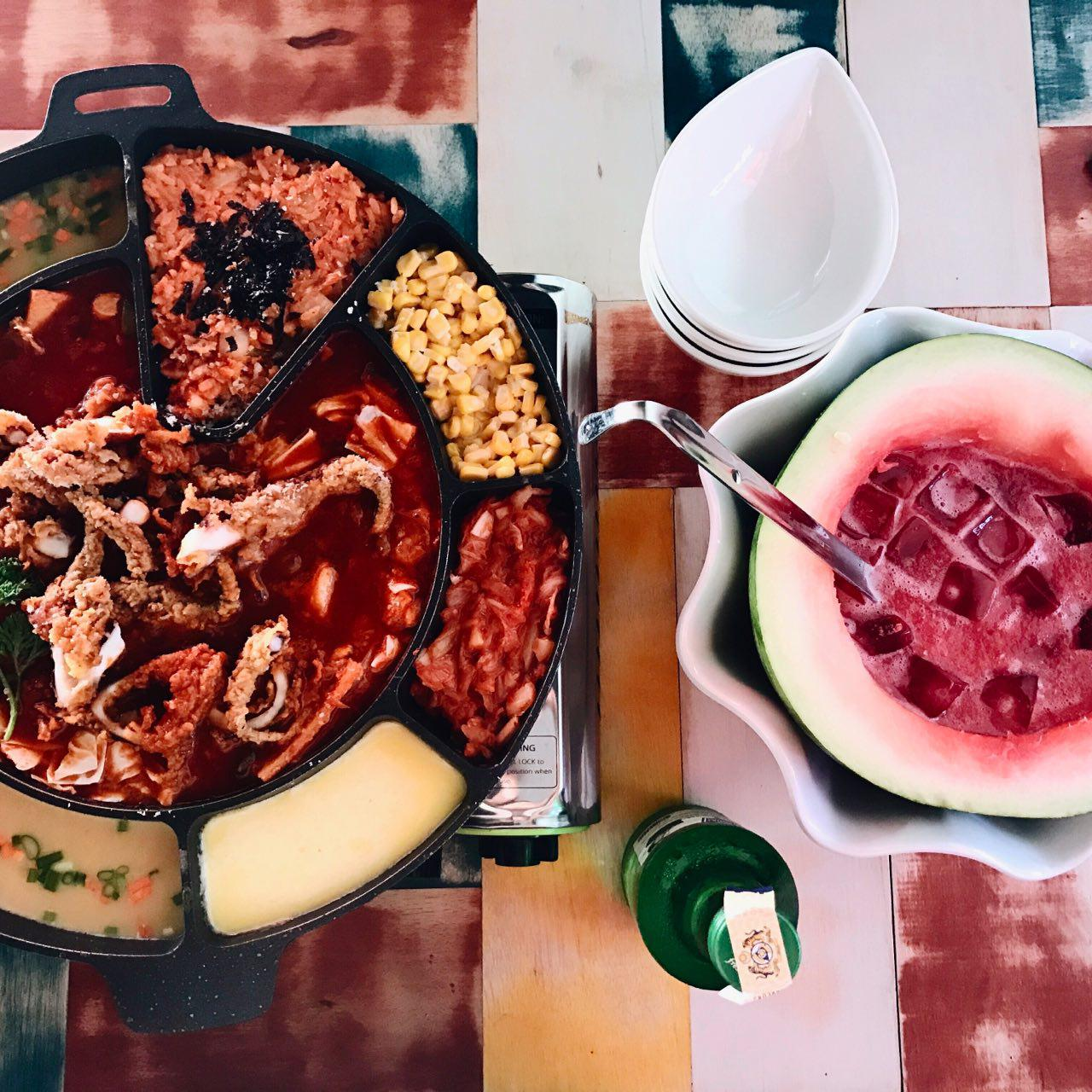 For Group-Friendly Korean Eats