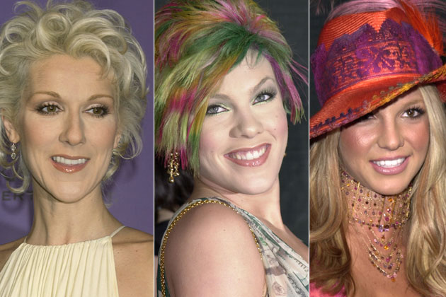 We wonder if Celine Dion, Pink, and Britney have regretted their fashion and beauty choices at the past Billboard Music Awards.