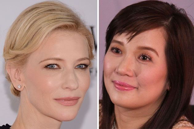 Adapt a skincare regimen at a young age to look as good as Cate Blanchett and Kris Aquino when you reach your 40s.