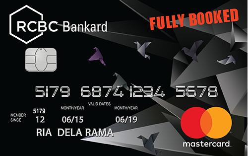 Fully Booked-RCBC Bankard Mastercard