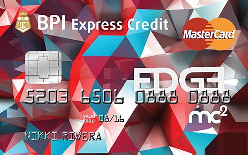 BPI Edge MasterCard