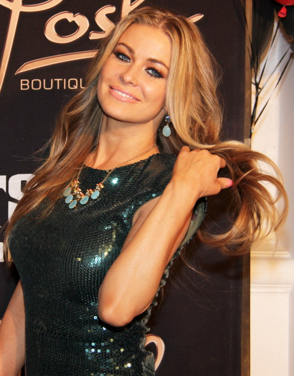 You can win a date with Carmen Electra! Yes, you! (Click Photos)