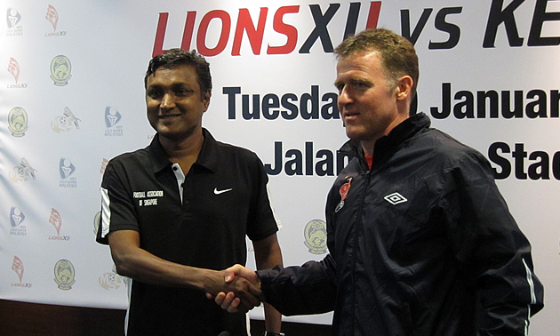 LionsXII can't wait to get MSL campaign going | Fit to Post Sports ...