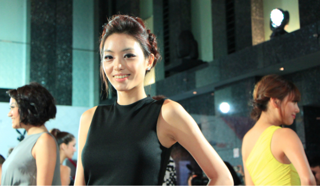 23-year old Kyla Tan is one of the 14 contestants taking part in reality TV show