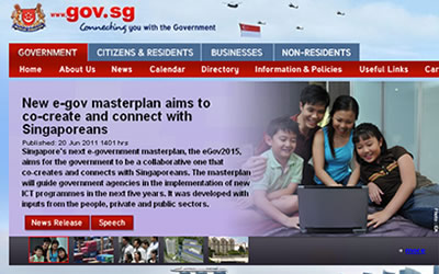 Singapore matchmaking government