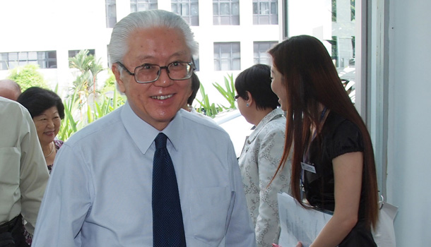 S'poreans will make an informed choice: Tony Tan | SingaporeScene ...