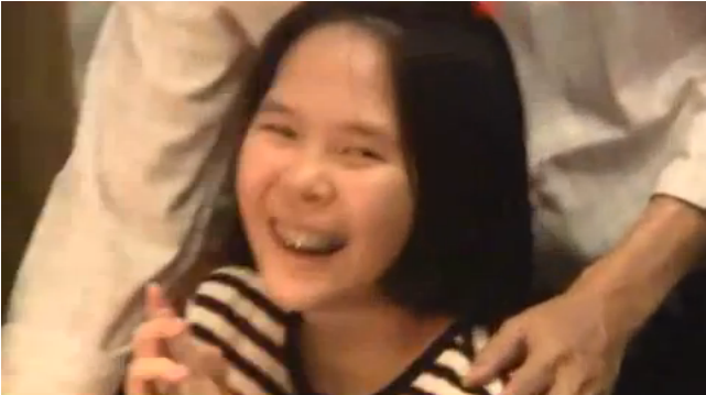 The family of the Thai girl who lost both her legs in an MRT accident is ...