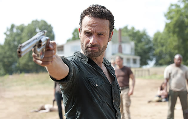 Walking Dead' star: First to die in an apocalypse | Singapore ...