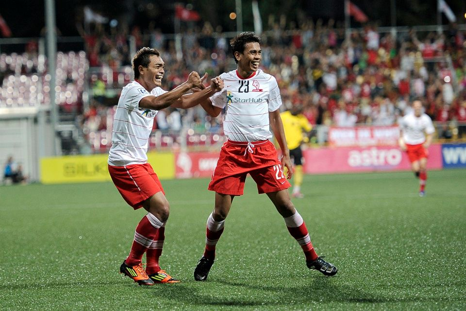 LionsXII go top with win over Negeri Sembilan | Fit to Post Sports ...