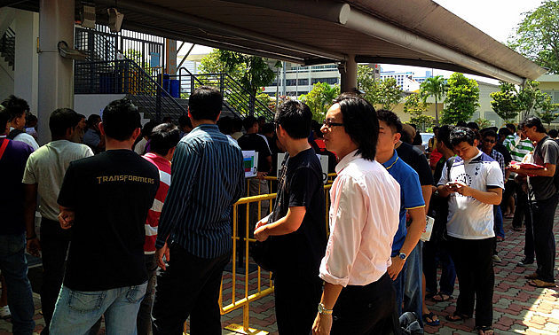 Rush for tickets for Lions XII opener against Kelantan | Fit to ...