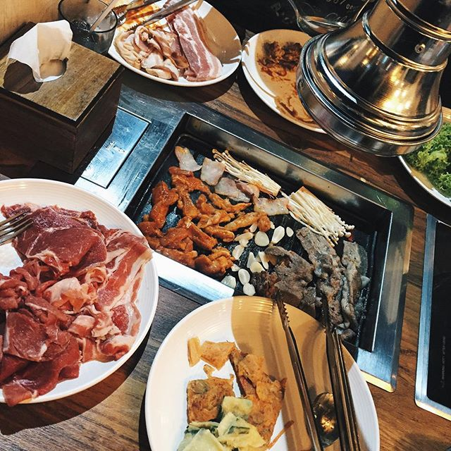 Diy Korean Bbq Sauce: Best Buffets Under $50 In Singapore 2016