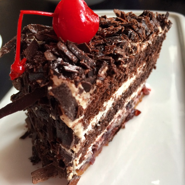 For the Best Black Forest Cake