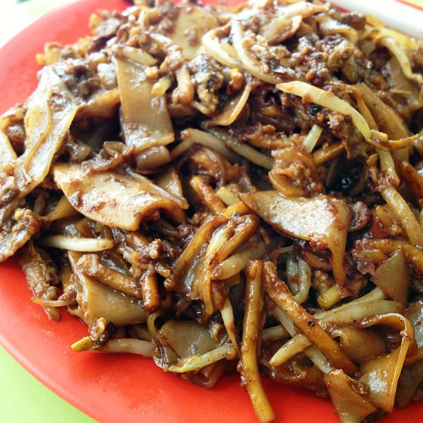 For Award-Winning Char Kway Teow