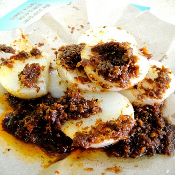 For Undeniably Good Chwee Kueh