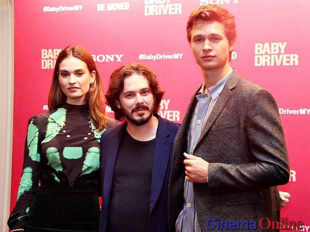 Baby Driver\