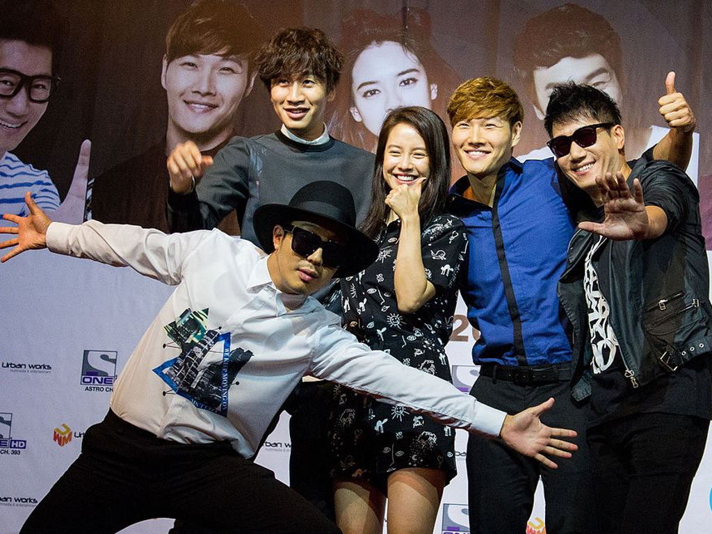 Running Man Cast To Go On Their Very Last Asia Tour