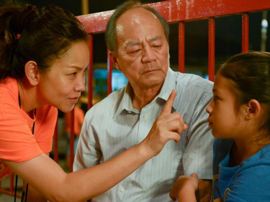 Meet Ti Lung And Jessica Hsuan Of The Kid From The Big Apple