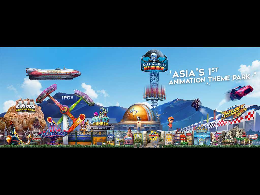 movie animation park studios maps opens during raya