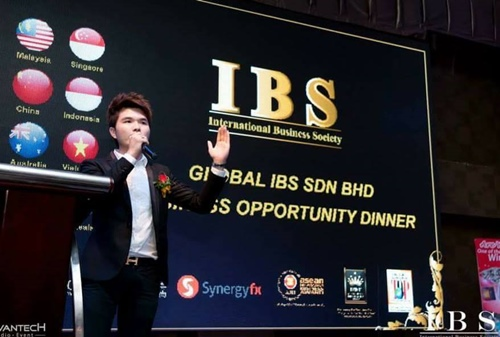 Ibs forex singapore