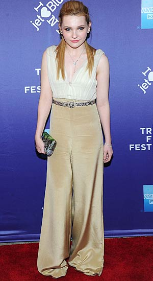 Abigail Breslin: April 29, 2011 - Jamie McCarthy/WireImage.com