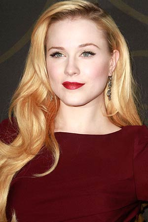 Do you like Evan Rachel Wood's locks long? - Marcel Thomas/FilmMagic.com