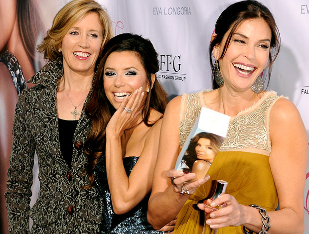 "The ""Desperate Housewives"" share a laugh on the red carpet. - Jean Baptiste Lacroix/WireImage.com"