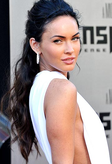 Beauties like Megan Fox can still be insecure about their looks. - Jon Kopaloff/FilmMagic.com