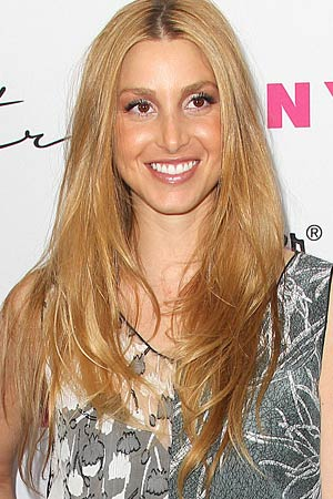 Whitney Port went from blonde ... - M. Brown/Getty Images