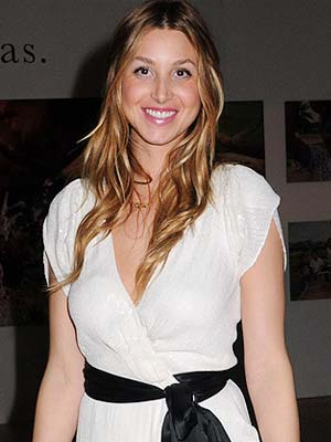 Whitney Port attends a charity gala in New York. - Johns PkI/Splash News
