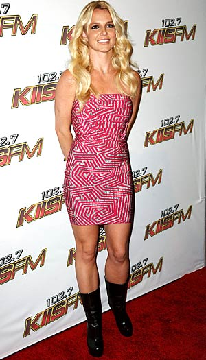 Britney Spears: May 14, 2011 - Jason LaVeris/FilmMagic.com