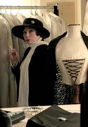 Shirley MacLaine portrays fashion icon Coco Chanel in Lifetime's new original movie. - Lifetime Television