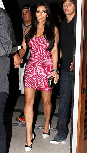 Kim Kardashian: May 13, 2011 - Keypix/Splash News
