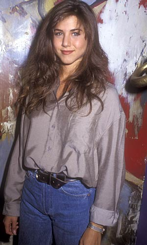 Jen at age 21 ... - Barry King/WireImage.com
