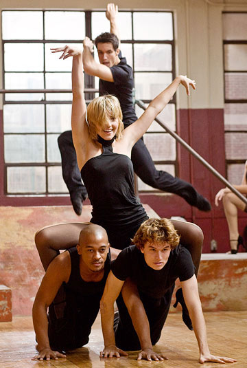 "The new cast of ""Fame"" - MGM"