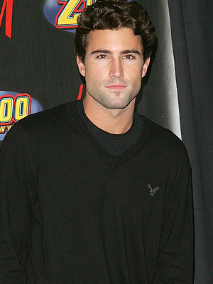 Brody Jenner attends the Z100 Jingle Ball 2008 in NYC. - Jim Spellman/WireImage.com