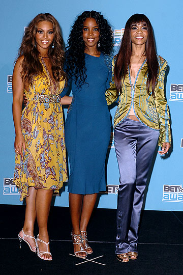 Move over Destiny's Child! Beyonce's the leader of a new girl group. - Steve Granitz/WireImage.com