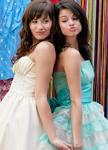 Selena and Demi have been BFFs since they were 7 years old! - Disney Channel