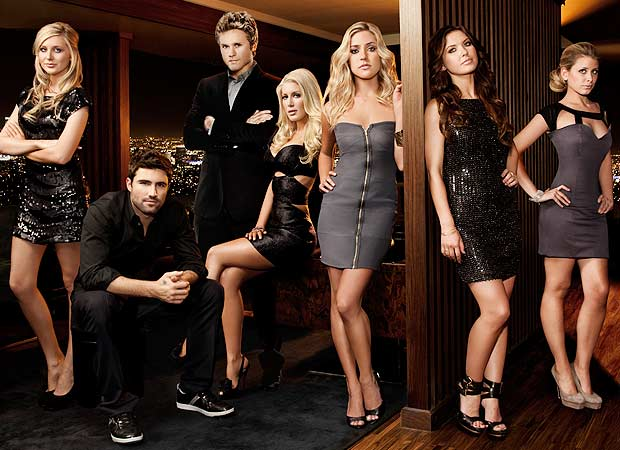"Later episodes of ""The Hills"" were just not the same. - MTV"