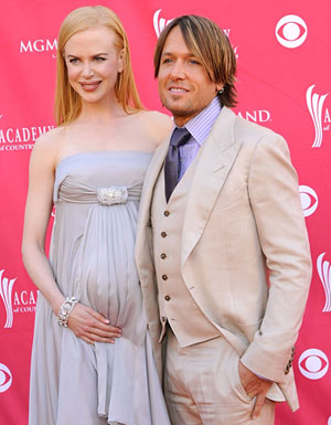 It's a girl for Nicole Kidman and Keith Urban! - Charley Gallay/GettyImages.com