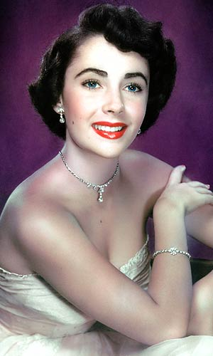 Elizabeth Taylor - Everett Collection