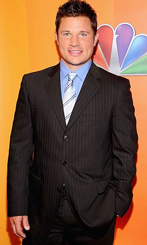 "Groom-to-be Nick Lachey says he is ""fearful"" of his upcoming bachelor party. - Jamie McCarthy/WireImage.com"