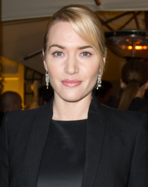 Winslet in Paris earlier this month. - Victor Boyko/Getty Images