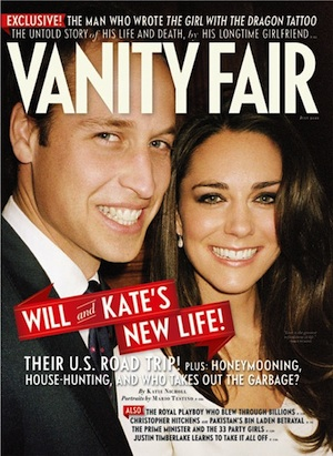 The July cover. - Vanity Fair