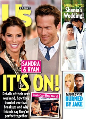 A Hollywood super-couple is born. - Us Weekly