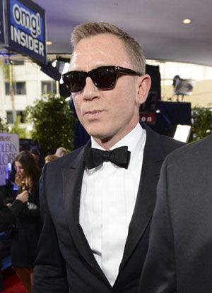 Daniel Craig (Michael Kovac/Getty Images)
