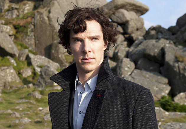 Benedict Cumberbatch: Golden Globe nominee for 'Sherlock,' villain for new 'Trek' movie, owner of one of the greatest names ever