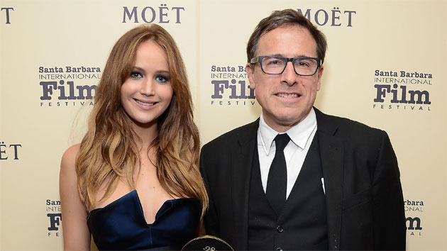Jennifer Lawrence and David O. Russell (Photo: WireImage)