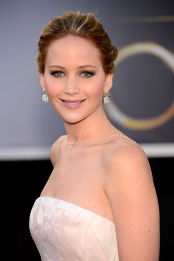 Jennifer Lawrence: hot but hungry (Photo: Kevin Mazur/WireImage)