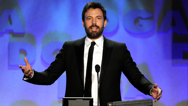 Ben Affleck wins the top DGA award (Photo: Kevin Winter/Getty Images)