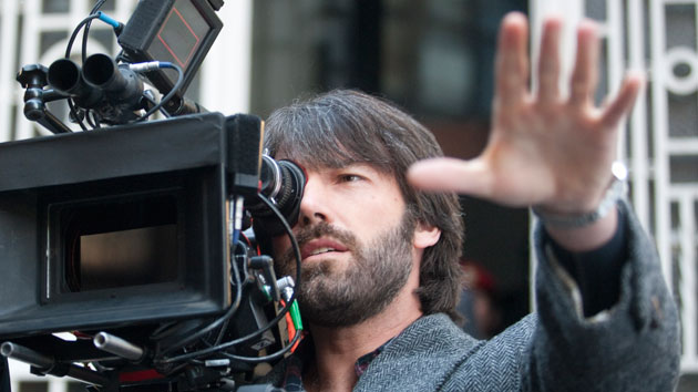 Ben Affleck on the set of 'Argo' (Photo: Warner Bros. Pictures)